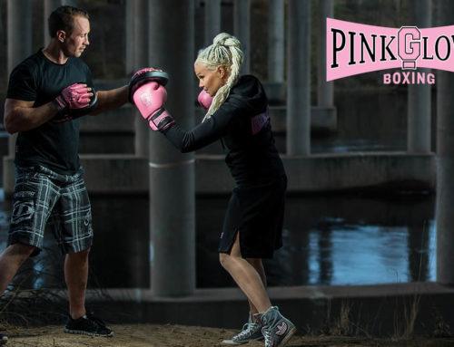 Boxningsgrupper för tjejer