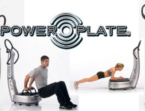 Vibrationsträning med Power Plate
