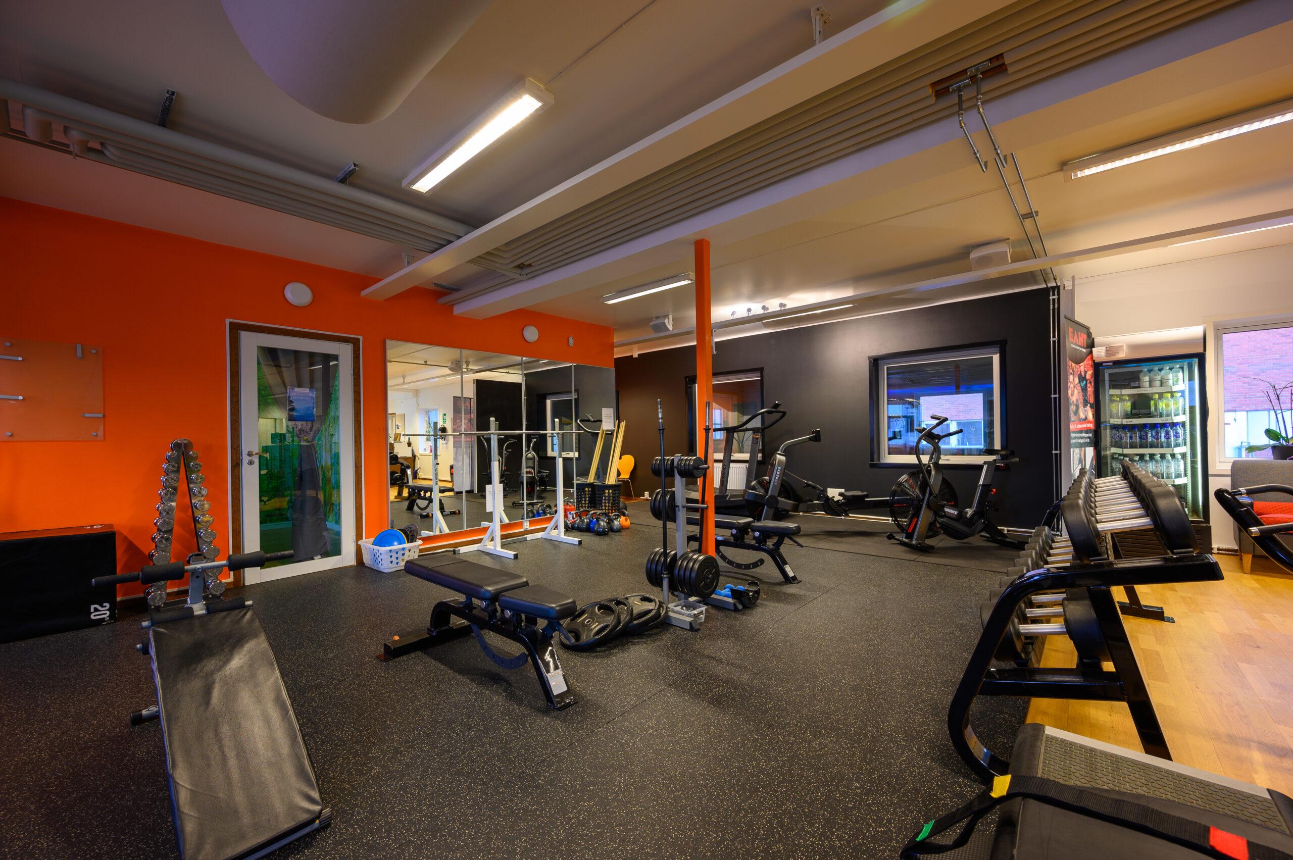 EAHT träningsplats